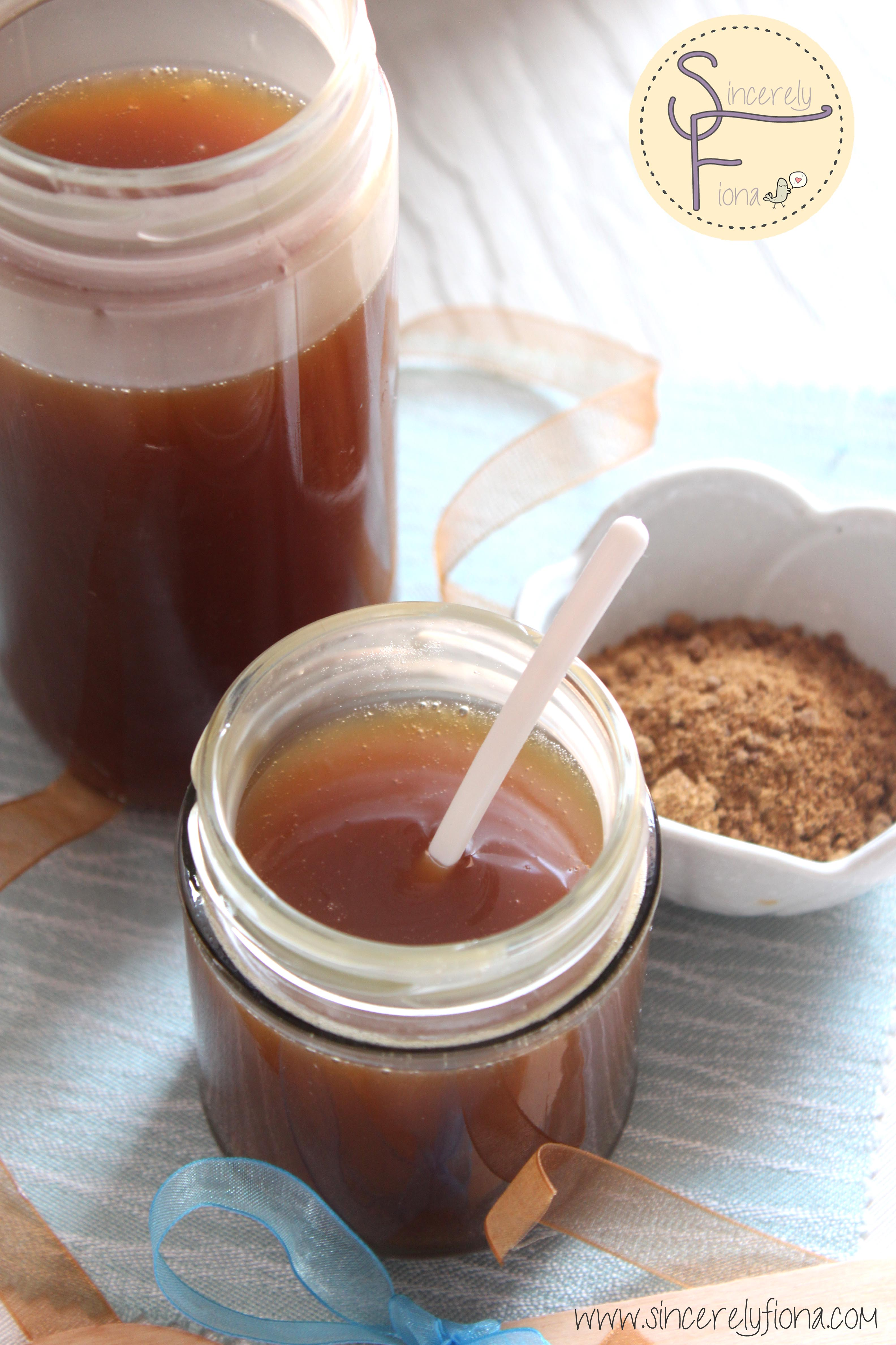 how to make the best caramel sauce