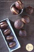 chocolate macaron peanutbutter 05