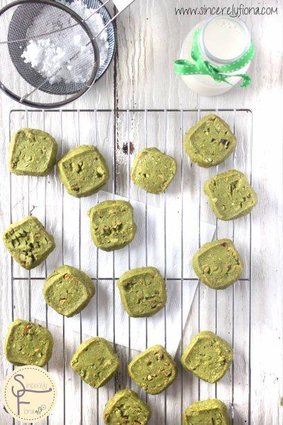 matcha pistachio cookie 03