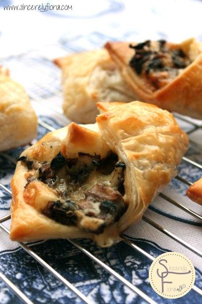 mushroom cheese pastry 02