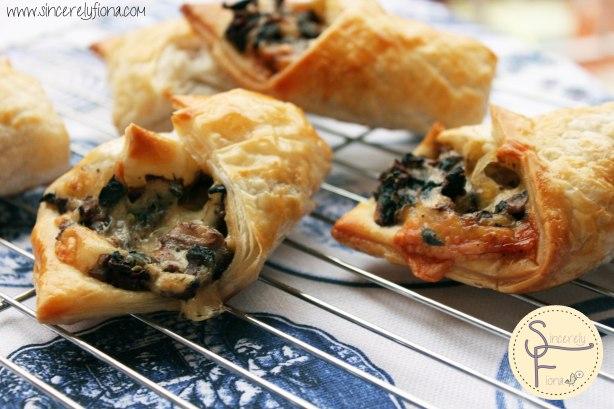 mushroom cheese pastry 04