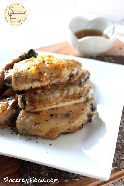 honey-garlic-butter chicken 02