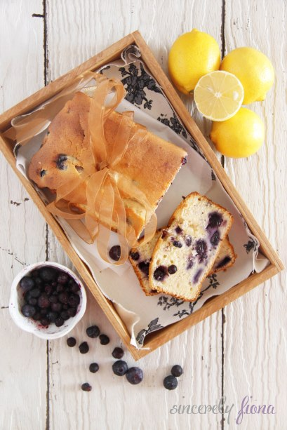 blueberry lemon cheese loaf 01