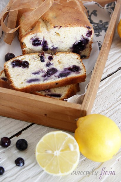 blueberry lemon cheese loaf 02
