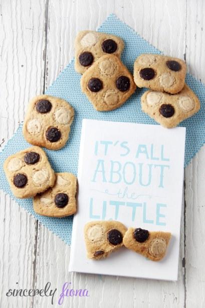polka dots cookies 07