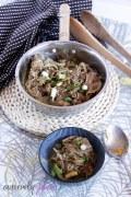 Satay Beef Rice Vermicelli Stew 05