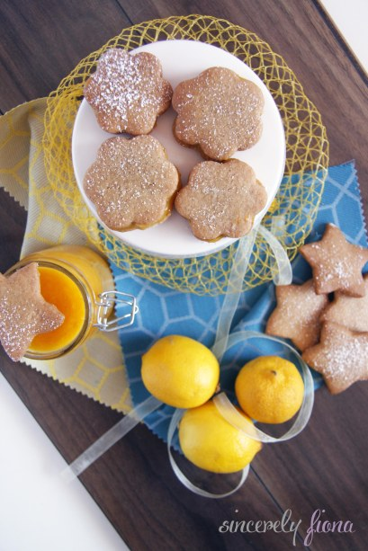 spice and lemon shortcake biscuit 02