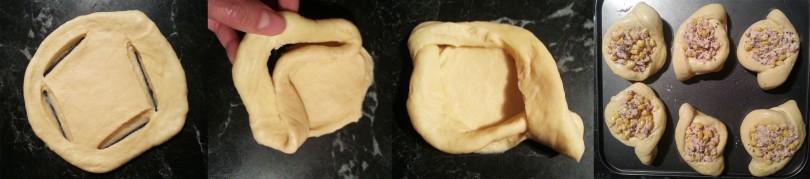 tuna and corn salad bread roll sincerely fiona process
